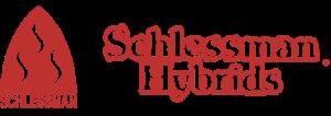 schlessman logo white